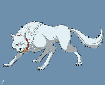 Krypto (Earth-27) commission by phil-cho