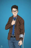 Freddy Freeman (Earth-27) commission by phil-cho