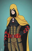 Hourman (Earth-27) commission by phil-cho