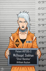 Siobhan McDougal (Earth-27) commission by phil-cho