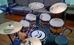 New configuration of my Drum :D by EduardoGAP