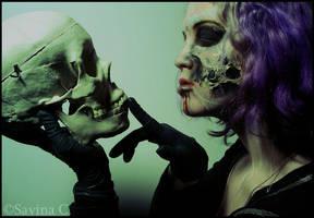 hush by savinaswings