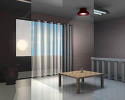 light test blender 3D by DaFeBa
