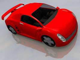 concept car 1 by DaFeBa