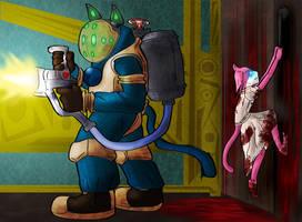 VGcats: BIOSHOCK'd by mayuzane