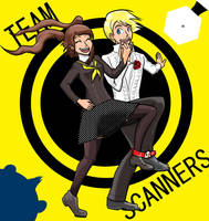 P4: TEAM SCANNERS by mayuzane