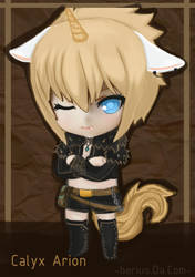 Nendoroid :Calyx Arion by VernCode