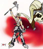 Demon Hunter by ElJore