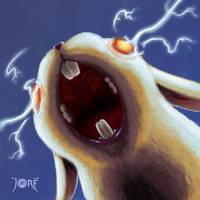 Pikachu: Thunder by ElJore