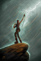Triumphant Tomb Raider by ElJore