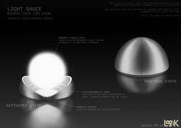Light Sauce - Light Emitting Device Design 01 by Artichoo