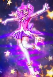 Star Guardian Lux by Artichoo
