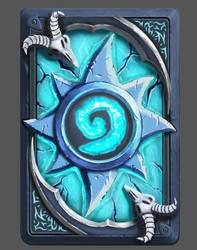Frostmourne Card Back Concept (Fan) by Artichoo
