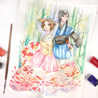 Original illustration by Azuri-chan79