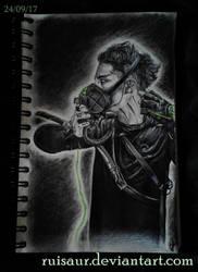 Steampunk boy by ruisaur