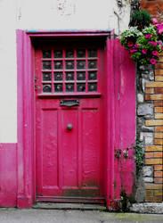 the pink door by edera-nys