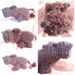 A Hippo's Mating Ritual by YunisUnis