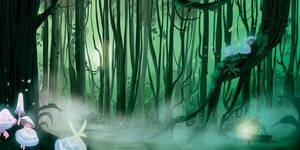 Swamp by Lelpel
