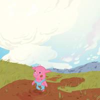 Wilbur by Lelpel