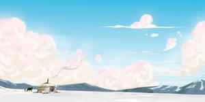 Mongolia by Lelpel