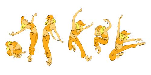 Dance by Lelpel