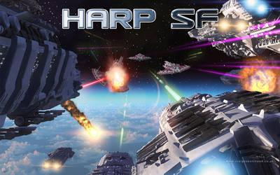 HARP SF Promo Wallpaper 1 by CraigJohn