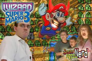 AVGN Super Mario Bros 3 Redux by x-Destinys-Force-x