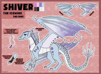 Shiver The Icewing Ref by timeblitz