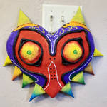 majoras mask by timeblitz