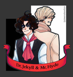 Dr. Jekyll  Mr. Hyde by ijustwannahavefunn