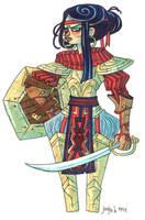 General Jima by yfrontninja