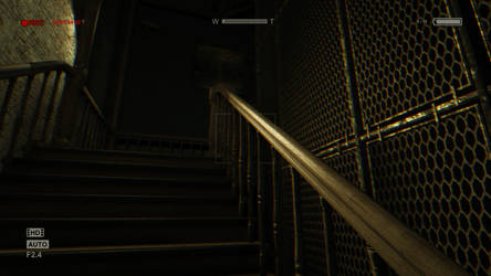 The stairs of horror by Candytiger2006AJ
