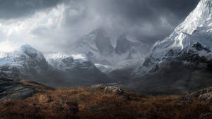 Mountain Pass by rainth34