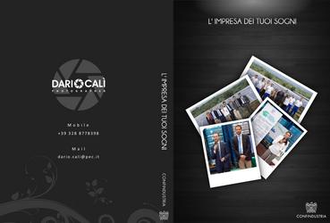 Confindustria DVD Cover by MastroPino