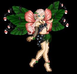 MYO: Cassie Islandix by WintersScent