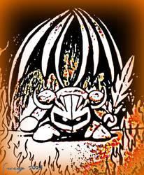 Flames of Wrath by ticktockTokumei
