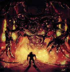 Eternal fight by ArdathLilitu