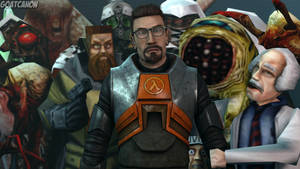 20 Years of Half-Life by goatcanon