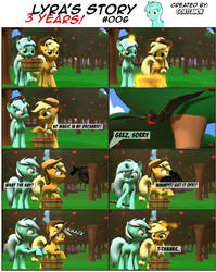 Lyra's Story #006 - Remake by goatcanon