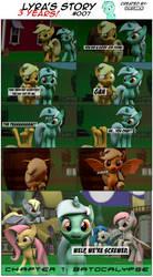Lyra's Story #007 - Remake by goatcanon