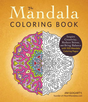 MY ORIGINAL MANDALA COLORING BOOK by Mandala-Jim