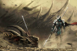 Dragon Hunter 1 by yonax