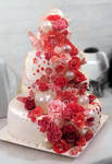 Wedding cake by Miss-Chili