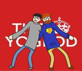 The Yogpod Duo by Spatiality