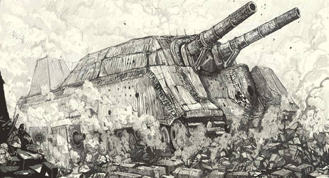 tank by mold3531