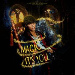 Magic it's you | Lay EXO by Marsova