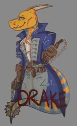 Drake Belmont by MrD66