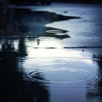 Night Rain by catchingfyre