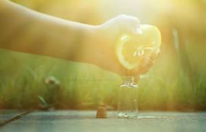Lemons by catchingfyre