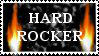 Hard Rocker Stamp by OjouLaFlorDeNieve